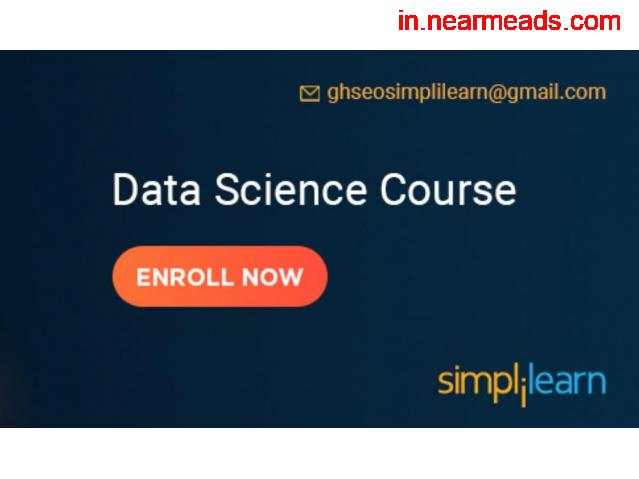 Simplilearn – Best Data Science Course in Gurgaon - 1