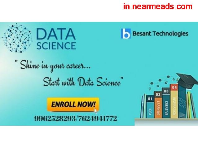 Besant Technologies – Top Data Science Course in Gurgaon - 1