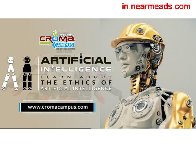 Croma Campus – Learn AI Course in Gurgaon - 1