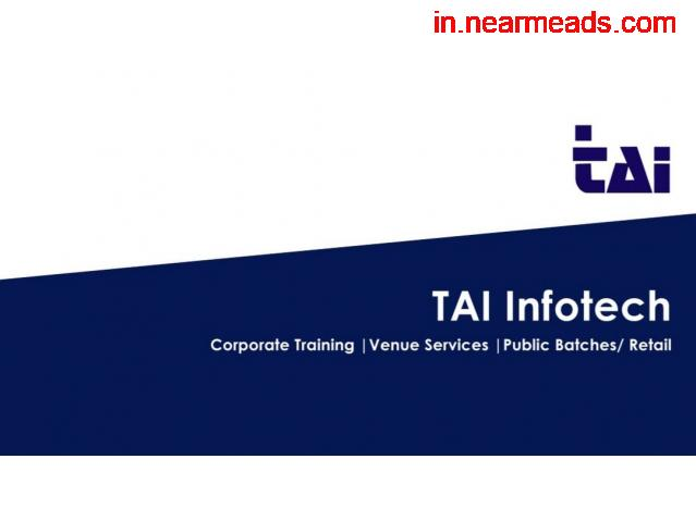 TAI Infotech – Learn the Best AI Course in Gurgaon - 1