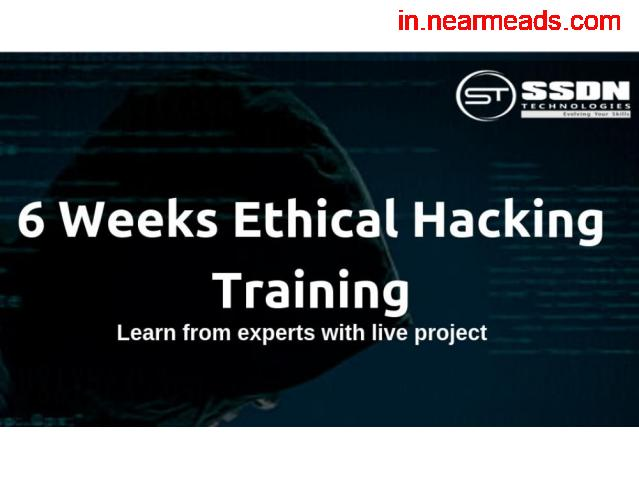 SSDN Infotech – Top Ethical Hacking Training in Gurgaon - 1