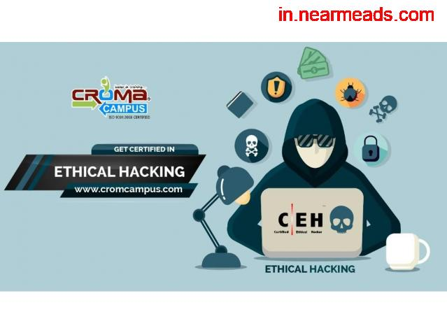 Croma Campus – Top Ethical Hacking Training in Gurgaon - 1