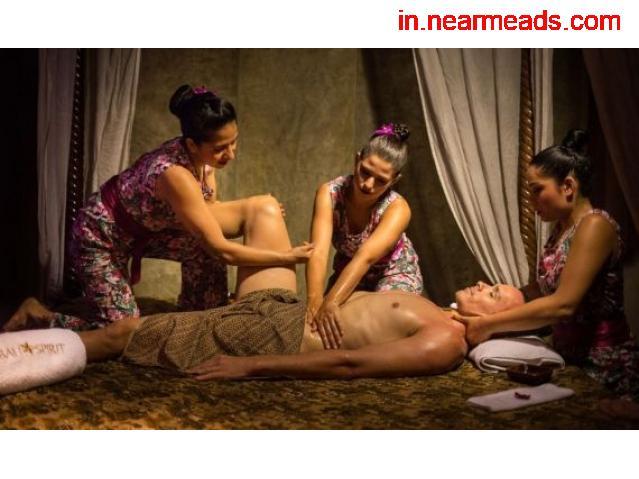 Happy Ending Body Massage in Seawood 8956319664 - 1