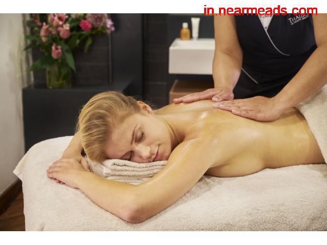 Happy Ending Body Massage in Seawood 8956319664 - 2