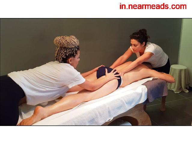 Happy Ending Body Massage in Seawood 8956319664 - 3