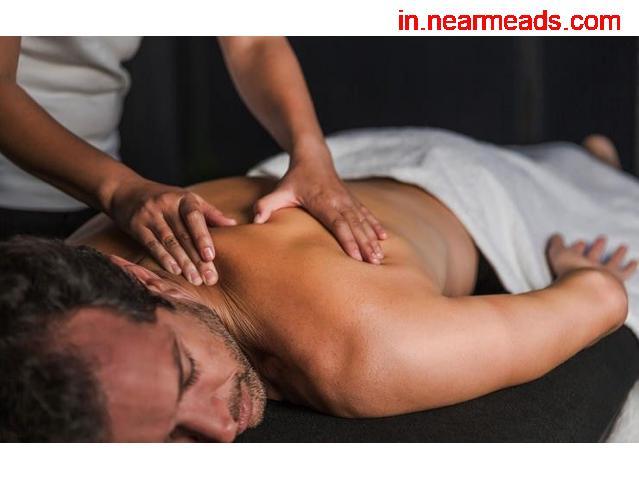 Happy Ending Body Massage in Seawood 8956319664 - 4