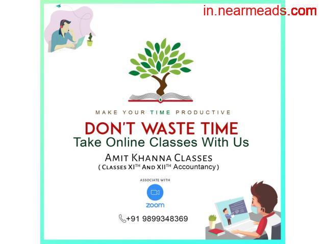 Amit Khanna Accounts Classes in Delhi - 1