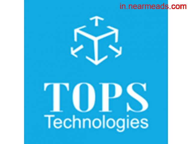 TOPS Technologies – Learn AI Course in Maninagar Ahmedabad - 1