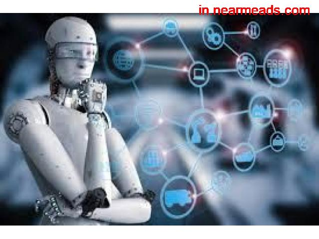 Fingertips – Artificial Intelligence Training Course in Ahmedabad - 1