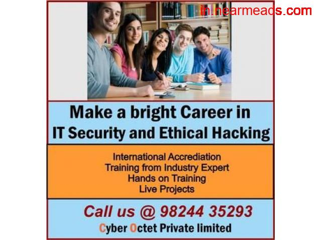 Cyber Octet – Top Training Center for Ethical Hacking Course - 1