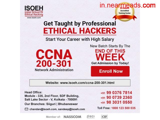 ISOEH – Best Ethical Hacking Course in Kolkata - 1