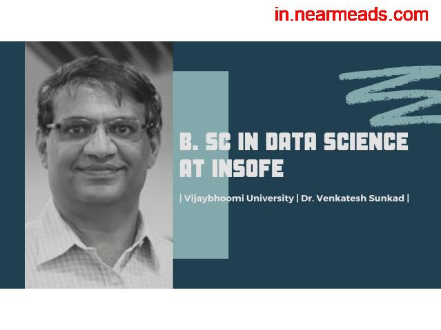Vijay Bhoomi University – Get Diploma in Data Science Course - 1