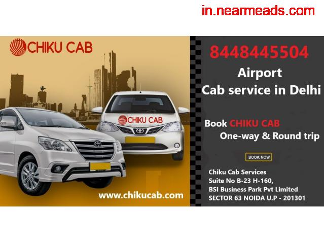 Contact us for Best Taxi service in Delhi - 1