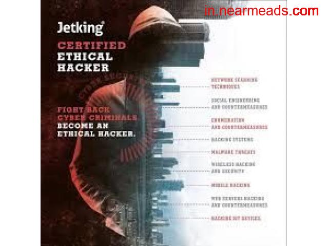 Jetking - Get Certified Ethical Hacking Course in Goa - 1