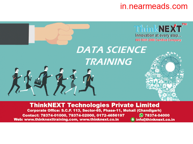 Think Next Training – Top Data Science Institute in Chandigarh - 1