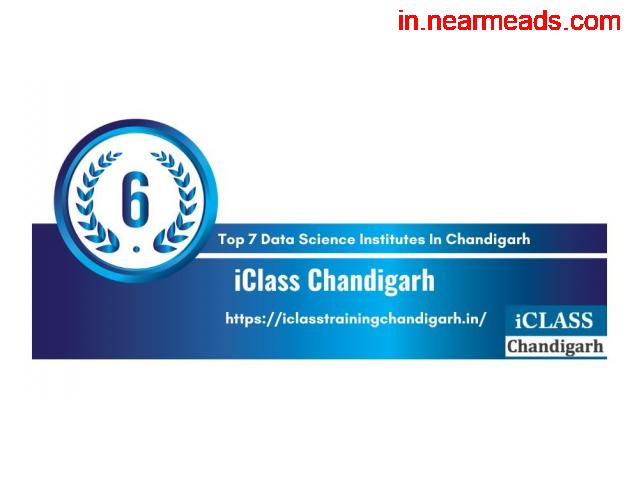 iClass Chandigarh – Best Data Science Course - 1