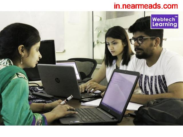 Webtech Learning – Best Data Science Course in Chandigarh - 1