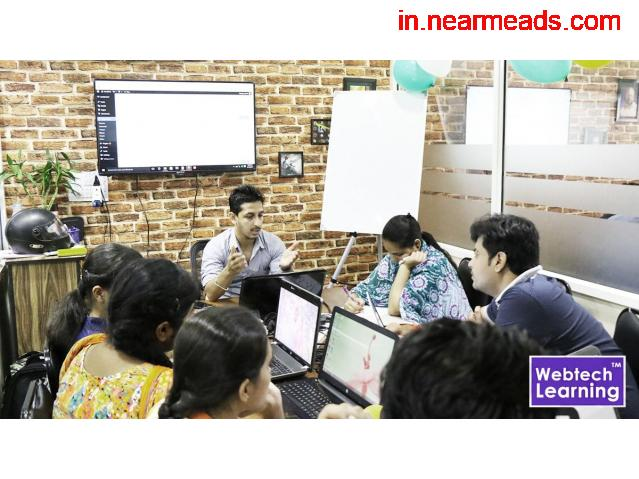 Webtech Learning – Best AI Course in Chandigarh - 1