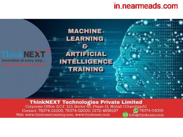Think Next Training – Best AI Training in Chandigarh - 1