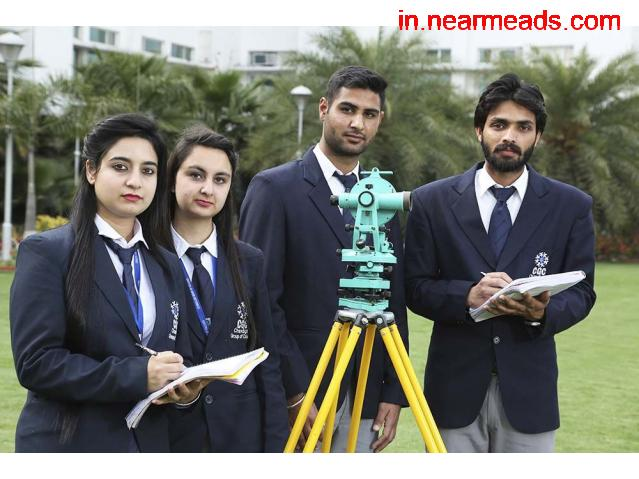 Chandigarh Group of Colleges – B.Sc in AI and Machine Learning - 1