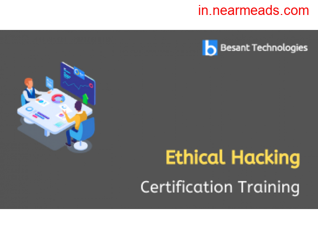 Besant Technologies – Learn Ethical Hacking Course in Chandigarh - 1
