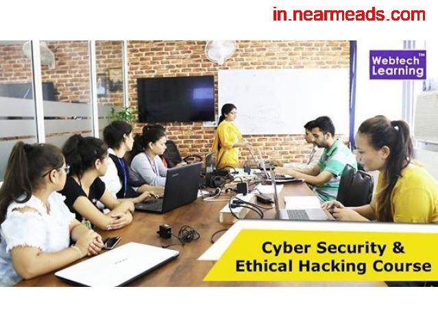 Webtech Learning – Best Training Institute for Ethical Hacking - 1