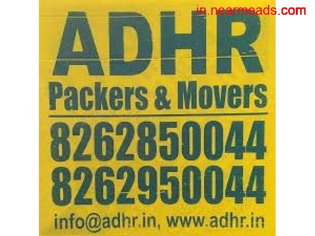 ADHR – Best Packers and Movers in Ahmedabad - 1