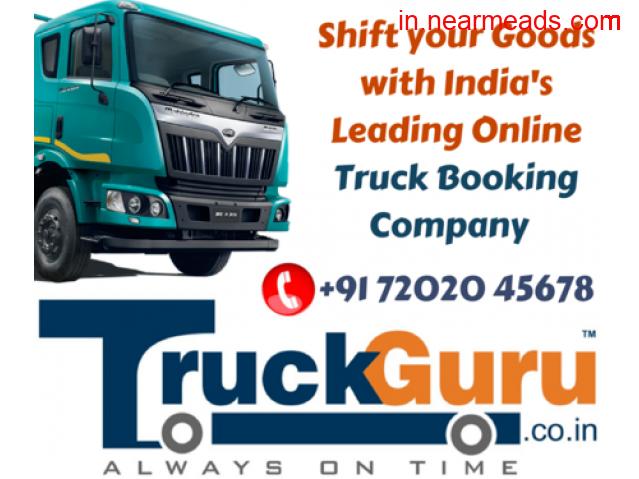 Truck Guru – Best Movers and Packers in Ahmedabad - 1
