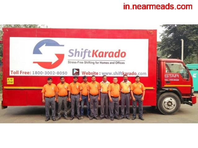 ShiftKarado – Top Moving Company in Ahmedabad - 1