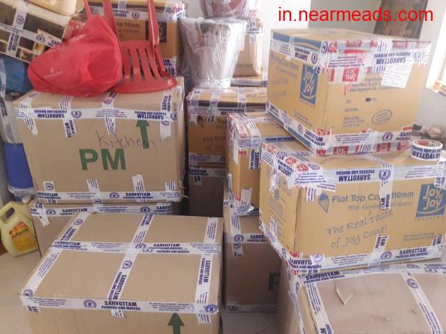 Sarvottam Packers and Movers – Relocation Services Ahmedabad - 1