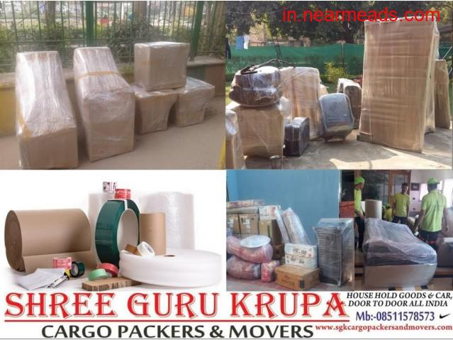 SGK Cargo Packers and Movers – Best Moving Company Ahmedabad - 1