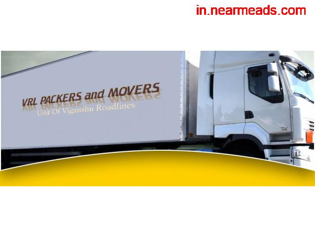 VRL Packers and Movers – Get Safe Shifting Services - 1