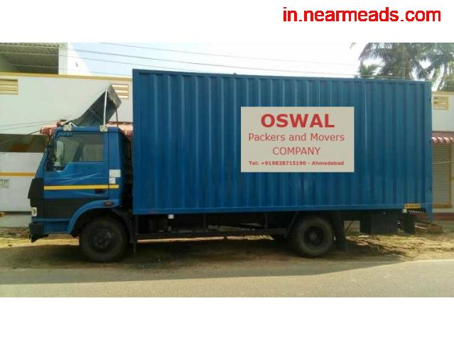 Oswal Packers and Movers – Top Shifting Company Ahmedabad - 1
