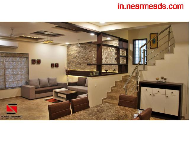 Scope Unlimited – Best Interior Designer in Ahmedabad - 1