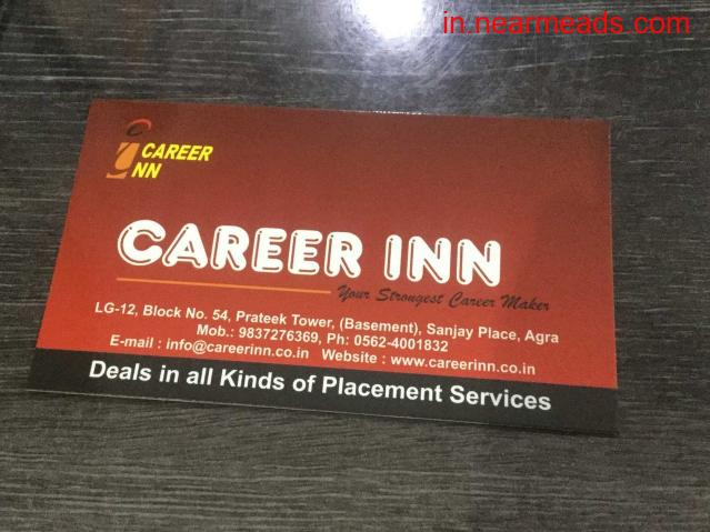 Career Inn - Top Job Consultancy in Agra - 1