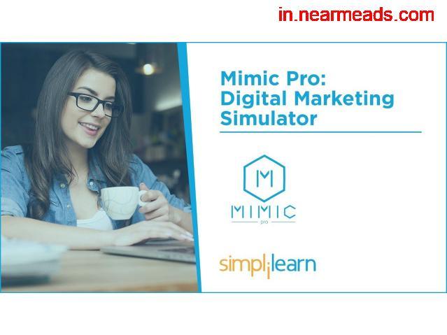 Simplilearn – Online Digital Marketing Course in Agra - 1