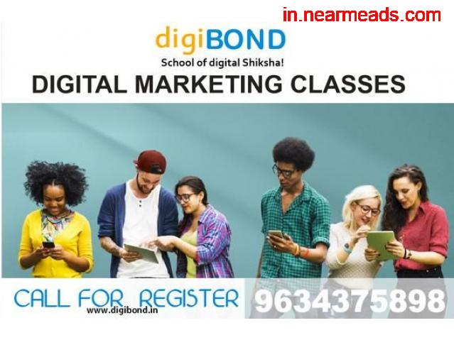 Digibond – Get Best Digital Marketing Training in Agra - 1