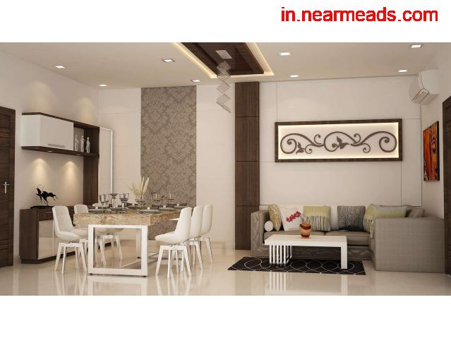 V Blue – Best Interior Designer in Agra - 1