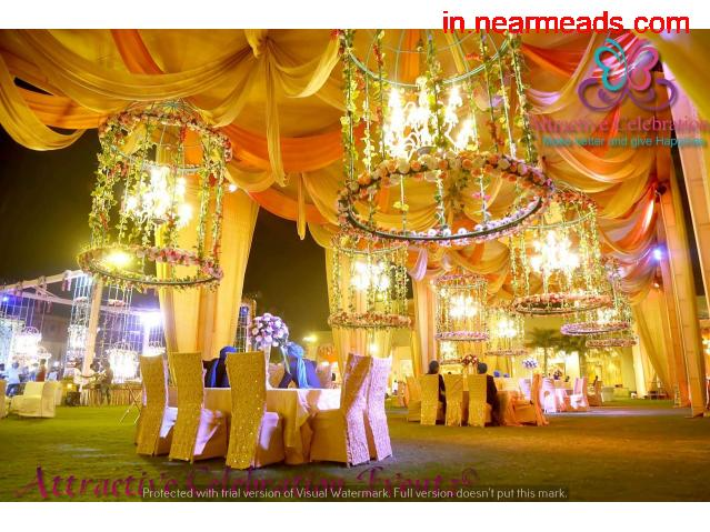Attractive Celebration – Top Wedding Planner and Organizer Agra - 1