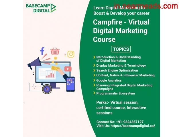 Online Digital Marketing Course with Certificates - BaseCamp Digital - 1