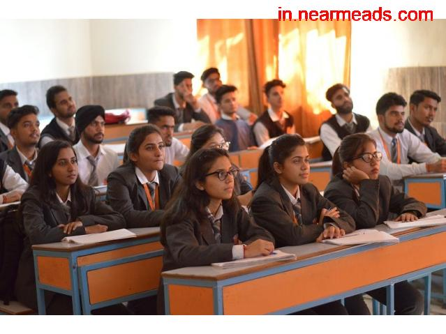 What are the different MBA specializations offered? - 1