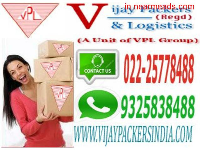 Vijay Packers And Logistics - Regd Moving Company In Mumbai - 1