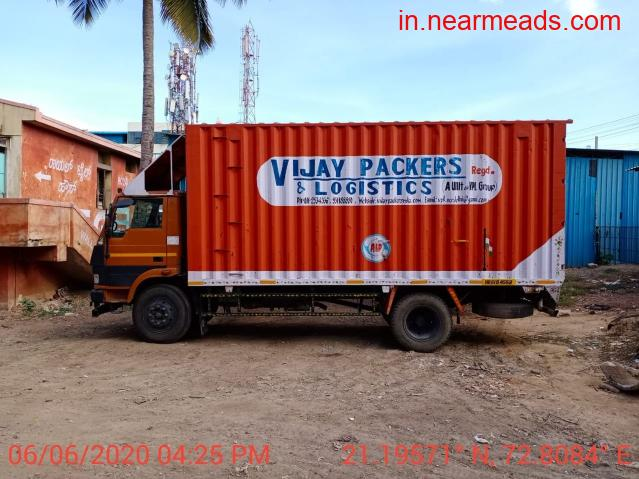 Vijay Packers And Logistics - Regd Moving Company In Mumbai - 2