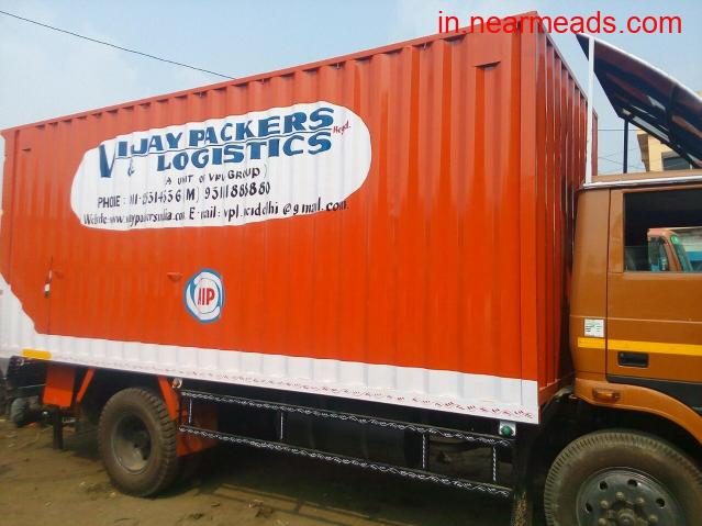 Vijay packers And Logistics Kanpur - Genuine Packers And Movers Kanpur - 1