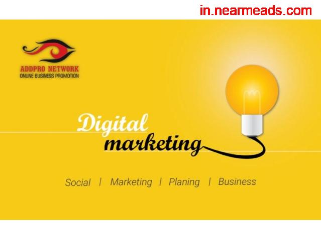 Social Media Marketing Agency in Bangalore - Addpro Network - 1