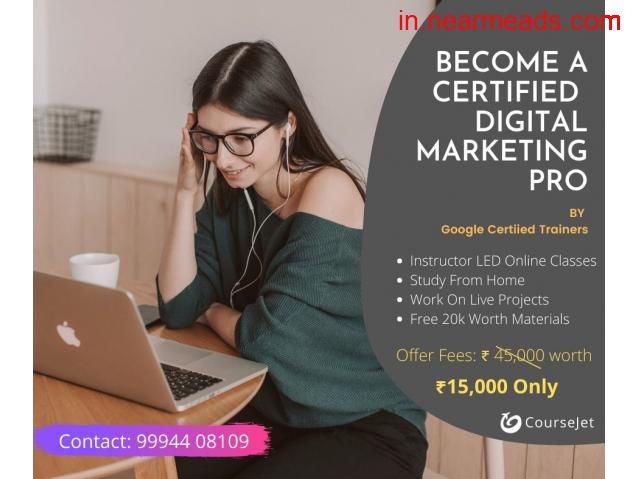 Enroll Now to Digital Marketing Training in Delhi - 1