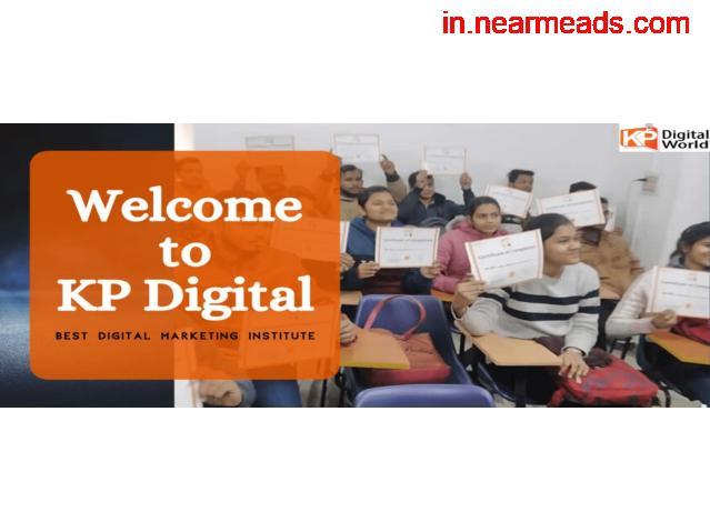 Kpdigitalworld - Best Digital Marketing course in Kanpur - 2