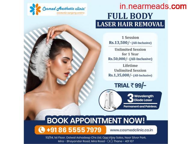 Laser Hair Removal in Mumbai - 1