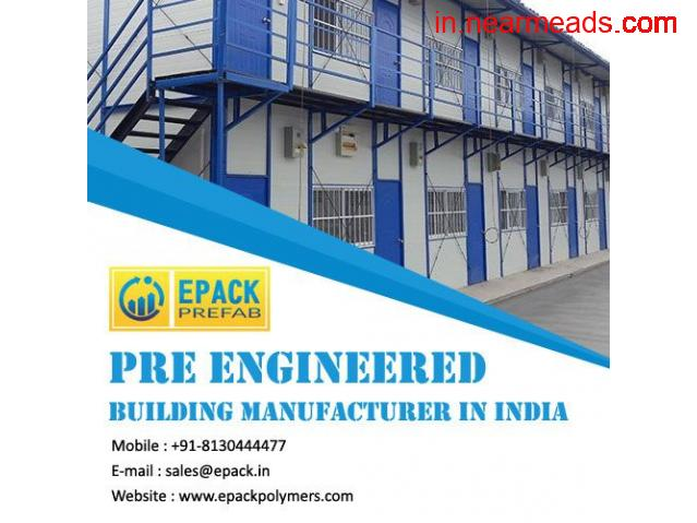 Pre Engineered Buildings Manufacturer Supplier - 1