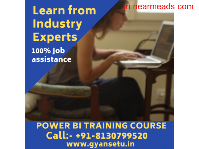 PowerBI Training in Gurgaon - 1